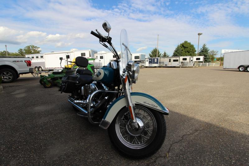 2001 Harley Davidson Heritage Softail Motorcycle