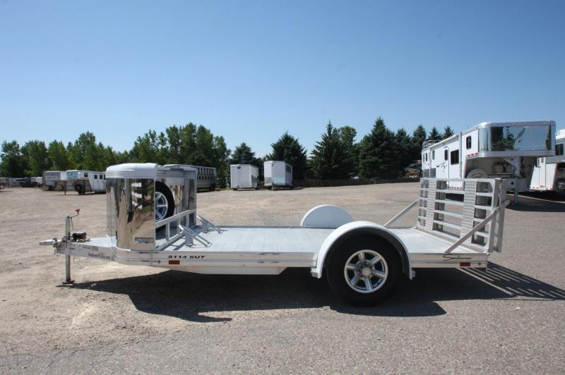 2017 Sundowner Trailers 12 BP Motorcycle Utility Trailer