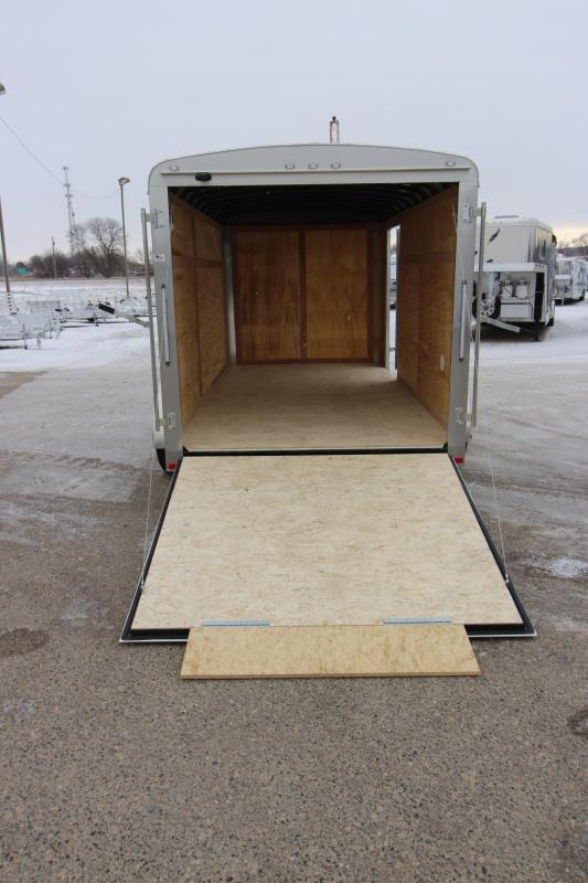 2018 American Hauler Industries Air Lite 7 x 14 Enclosed Cargo Trailer