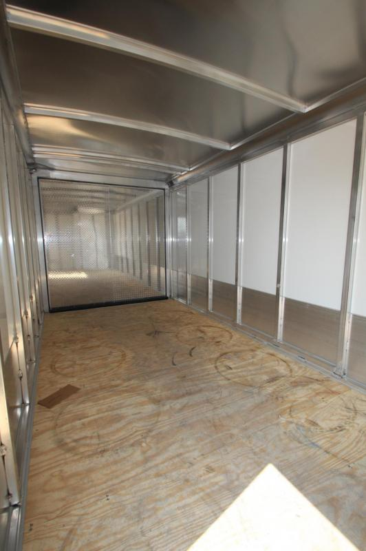 2017 Sundowner Trailers 16 BP Enclosed Cargo Trailer