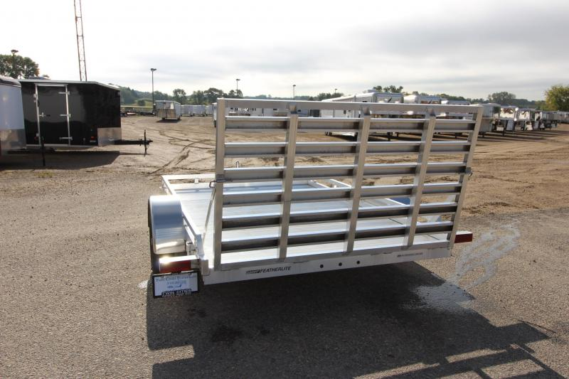2018 Featherlite 1693 10 BP Utility Trailer