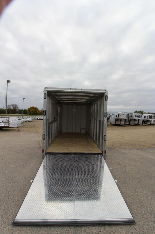 2017 Sundowner Trailers 16 BP Vending / Concession Trailer
