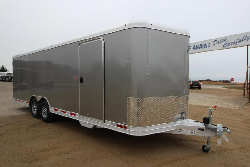 2018 Featherlite 4926 24' Car / Racing Trailer
