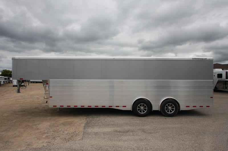 2018 Sundowner Trailers 24 GN Cargo Trailer Enclosed Cargo Trailer