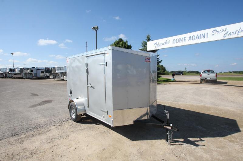 2018 American Hauler Industries Arrow 6x10 Enclosed Cargo Trailer