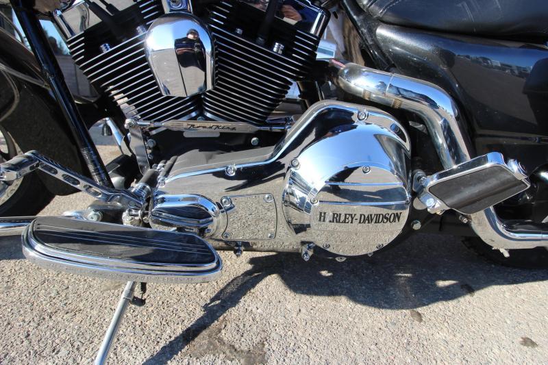 2005 Harley Davidson Road King Motorcycle