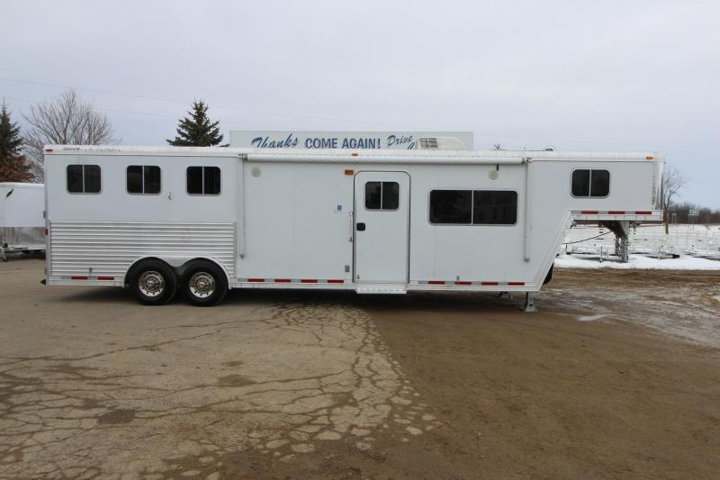 used featherlite horse and livestock trailers Featherlite Trailer Suspension 2007 featherlite 3hr 13 lq horse trailer Gooseneck Trailer Wiring