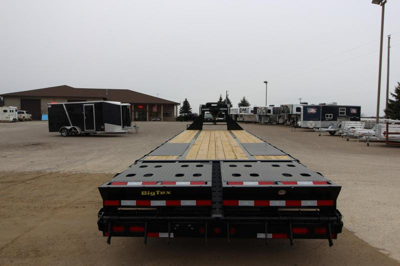 "2018 Big Tex Trailers 22GN 25 5"" Flatbed Trailer"