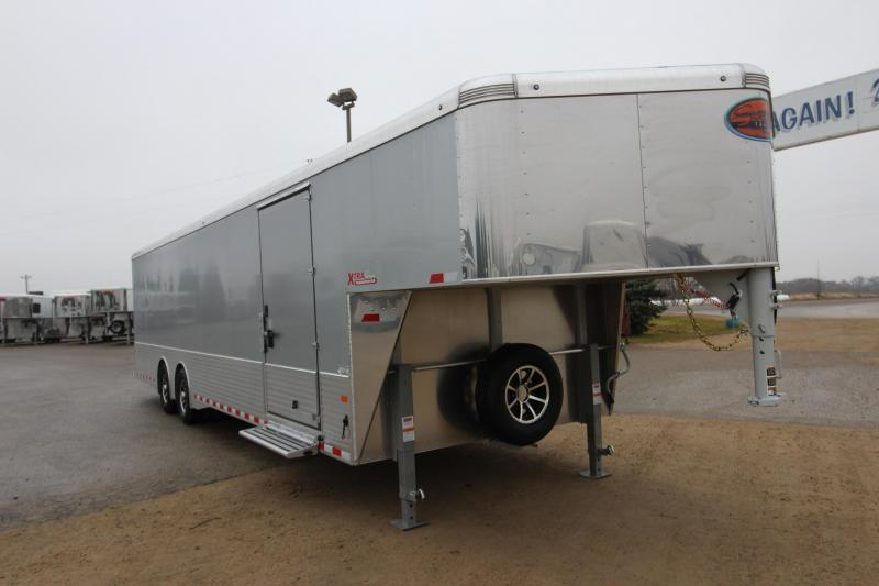 2018 Sundowner Trailers 30 XTRA GN Car / Racing Trailer