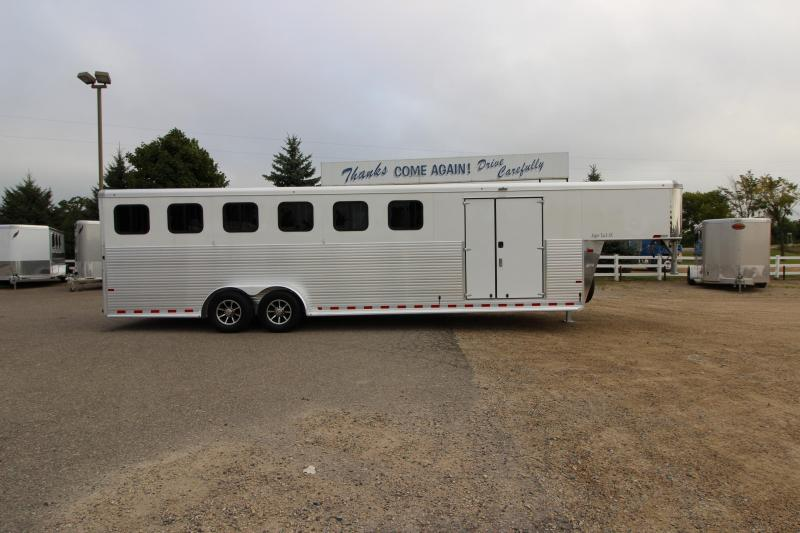 2018 Sundowner Trailers 6HR GN Super Tack Horse Trailer