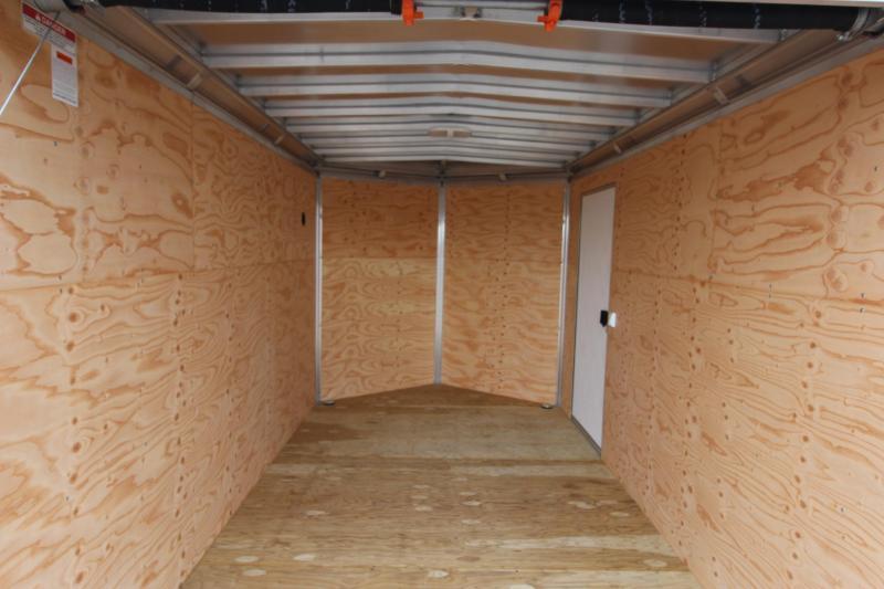 2018 Triton Trailers Vault 7x12 Enclosed Cargo Trailer