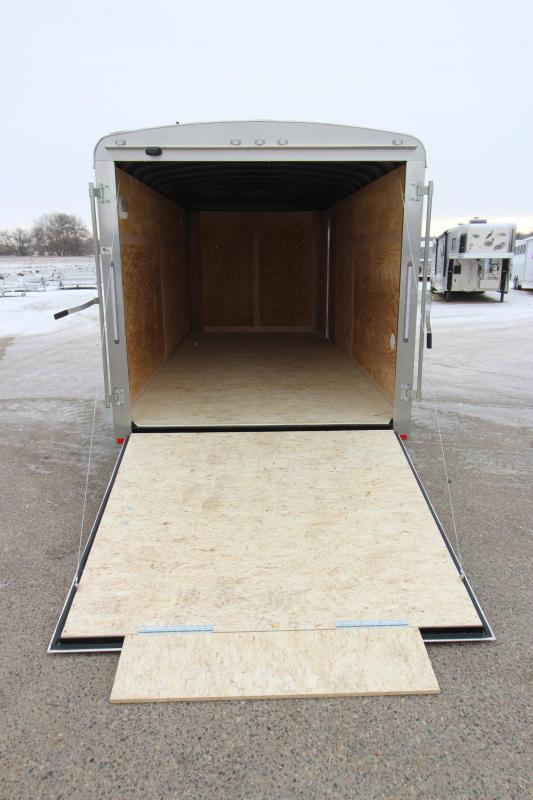 2018 American Hauler Industries Air Lite 7 x 16 Enclosed Cargo Trailer