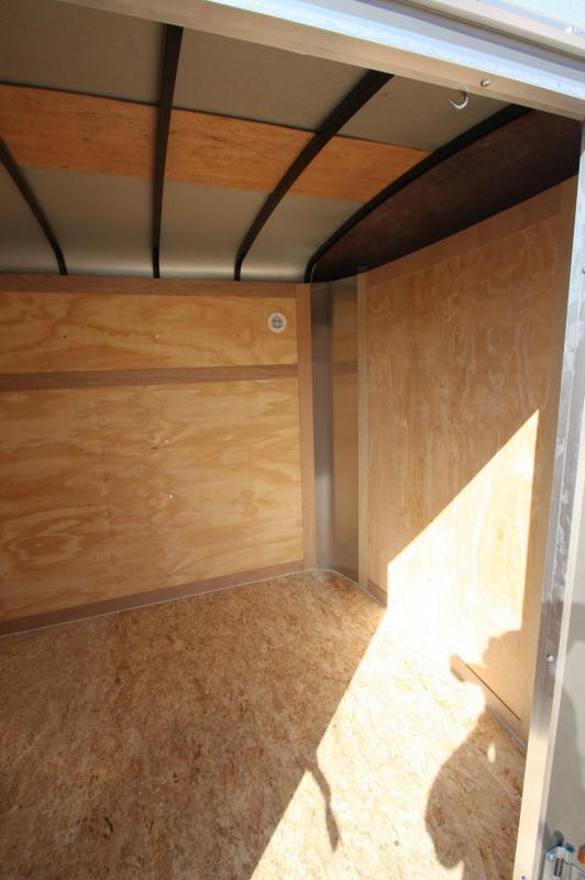 2017 American Hauler Industries Air Lite 6X10 Cargo Enclosed Cargo Trailer