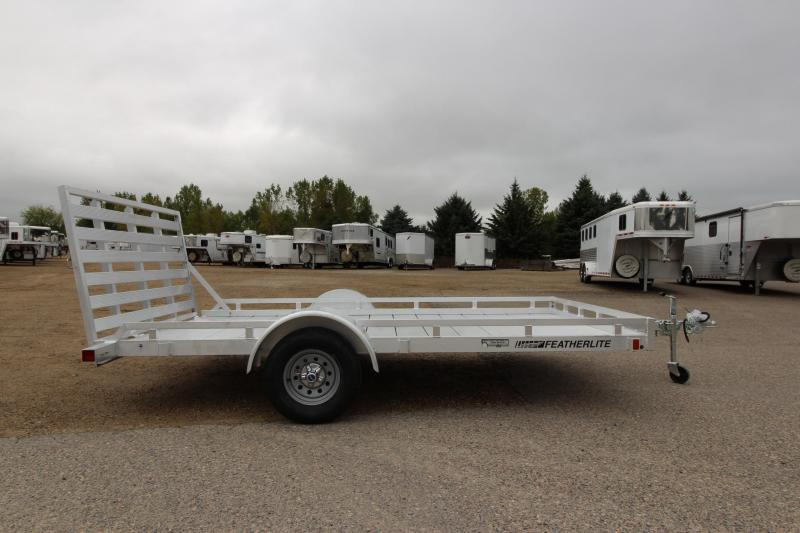 2018 Featherlite 1693 12 BP Utility Trailer