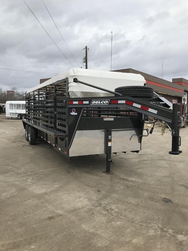 2018 Other GB6824270 Livestock Trailer