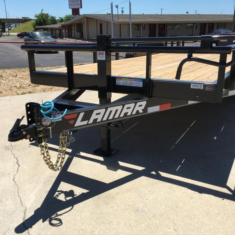 2017 Lamar Trailers U6820272 Utility Trailer