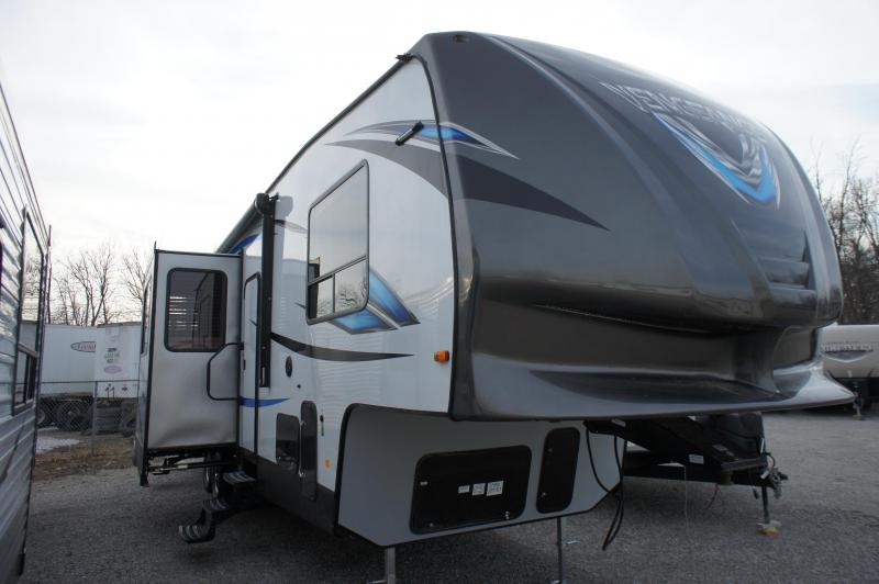 2017 Forest River Inc. Vengeance 314A12 Toy Hauler