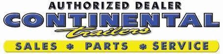 2017 Continental Trailers ACP1620 Pontoon Boat Trailer