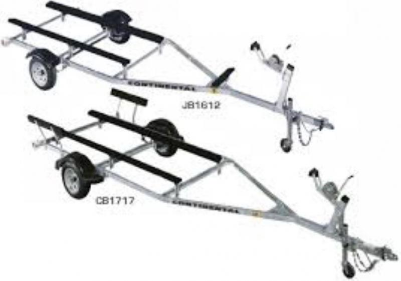 New Continental Boat Trailers STARTING $595