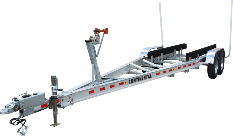 Continental Trailers CTA3110B Drive on  Boat Trailer
