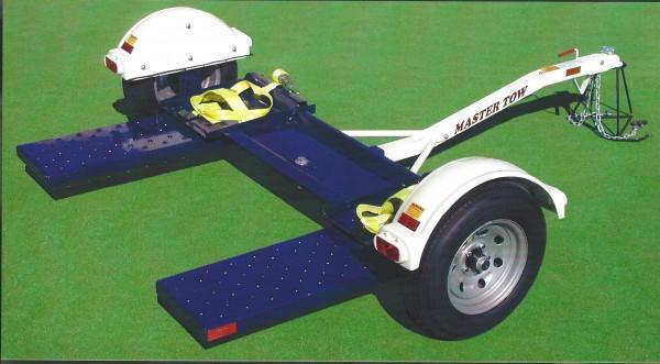 NEW Master Tow 80THD w/ Electric Brakes