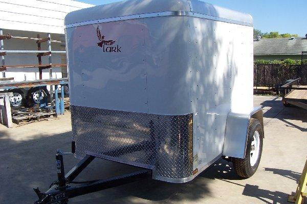 5 X 6 Enclosed Cargo Trailer