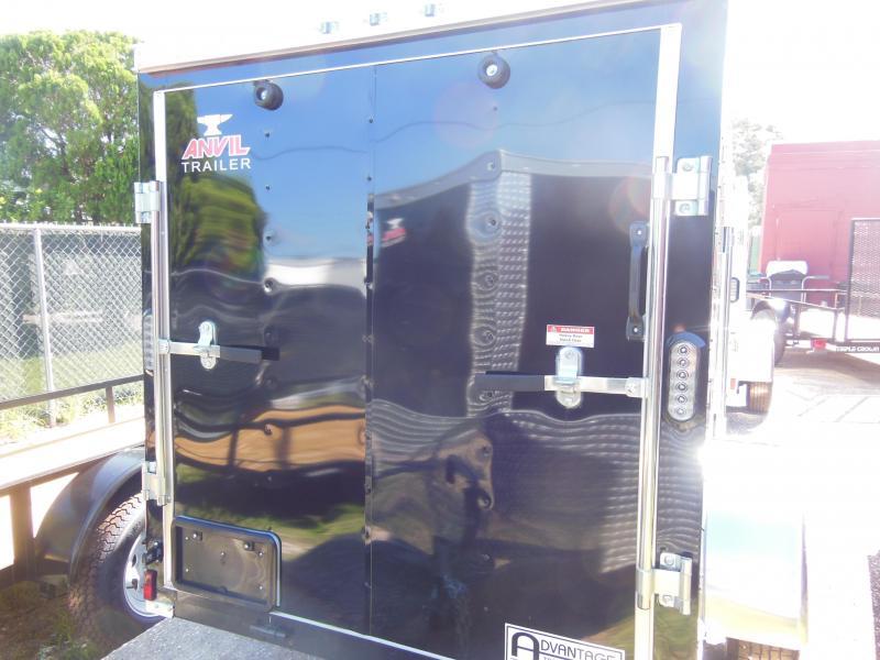 2018 Anvil 5 x 8 Enclosed Cargo Trailer