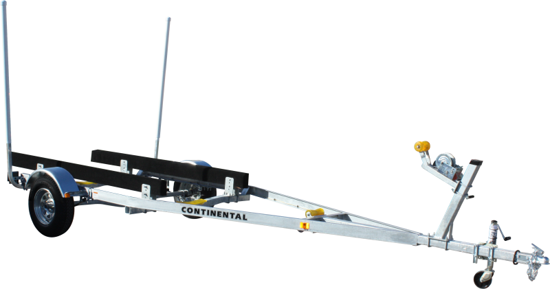 CONTINENTAL A1415 DRIVE ON BOAT TRAILER