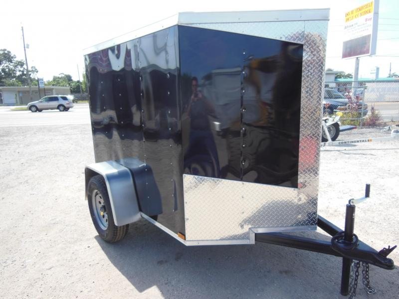 2017 Lark 5 x 6 & 5 x 8's Enclosed Cargo Trailers Starting @ $1695
