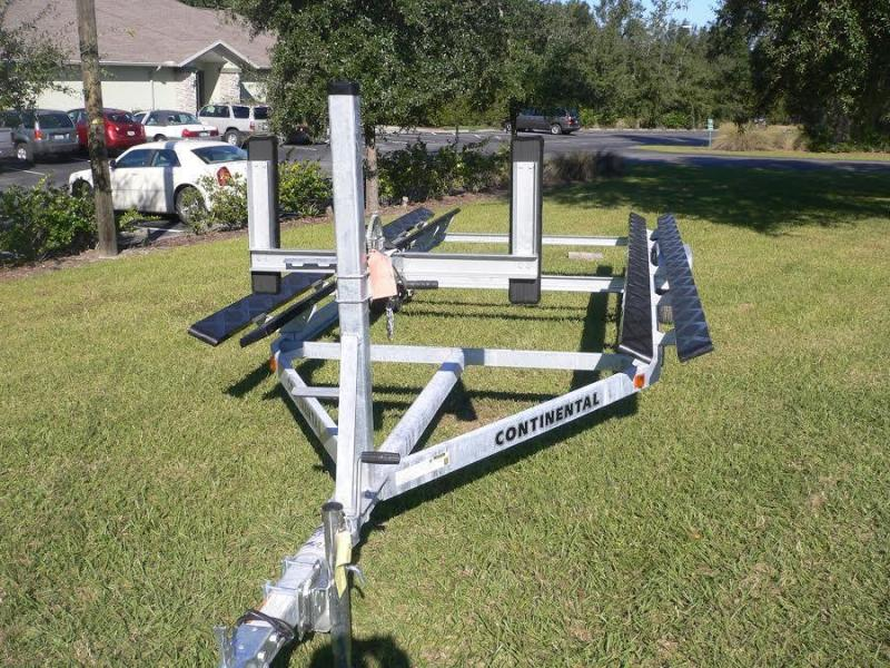Continental Trailers CTP2435B PONTOON Boat Trailer ...
