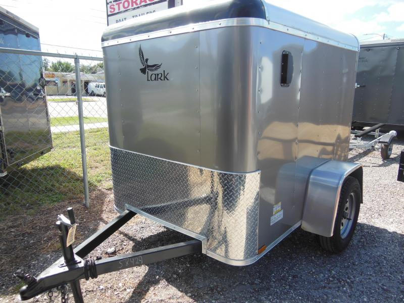 Brand New 5 X 6 Enclosed Trailer