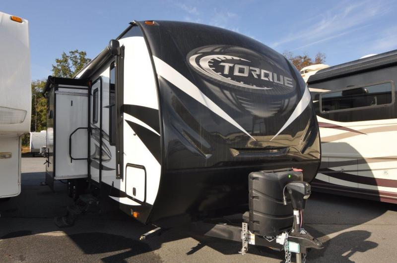 2016 Heartland T 30 Toy Hauler