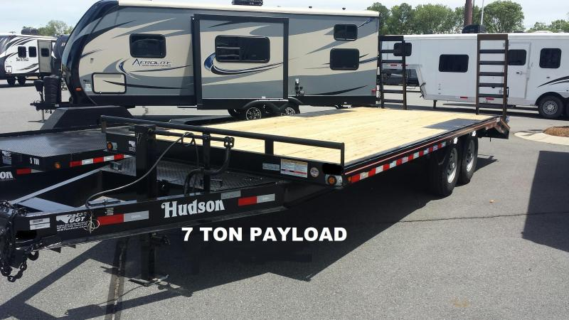 2017 Hudson Brothers HTMBG Equipment Trailer