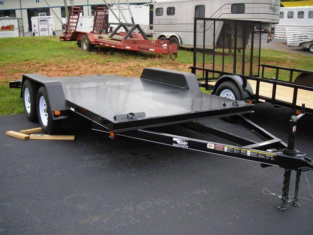 2017 Carry-On 7X15SF1BRK Enclosed Cargo Trailer