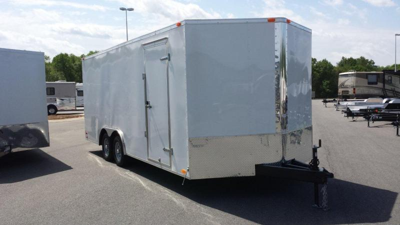 2018 Continental Cargo NS8520TA3 Car / Racing Trailer