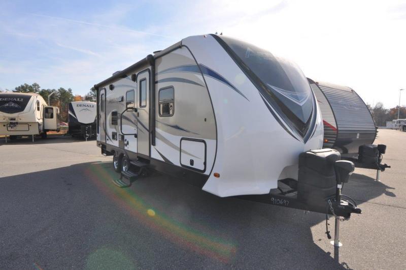 2017 Aerolite 242BHSL Camping / RV Trailer