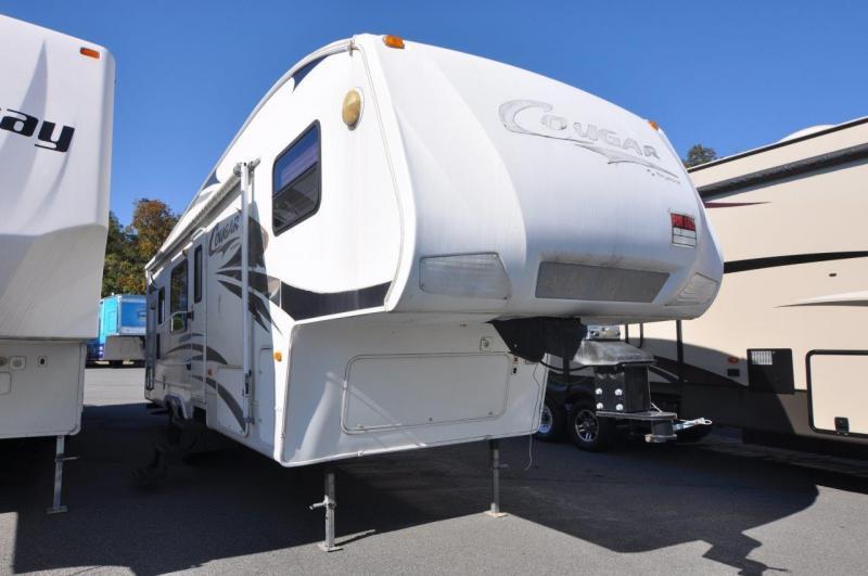 2007 Keystone RV COUGAR M-290RKS Camping / RV Trailer