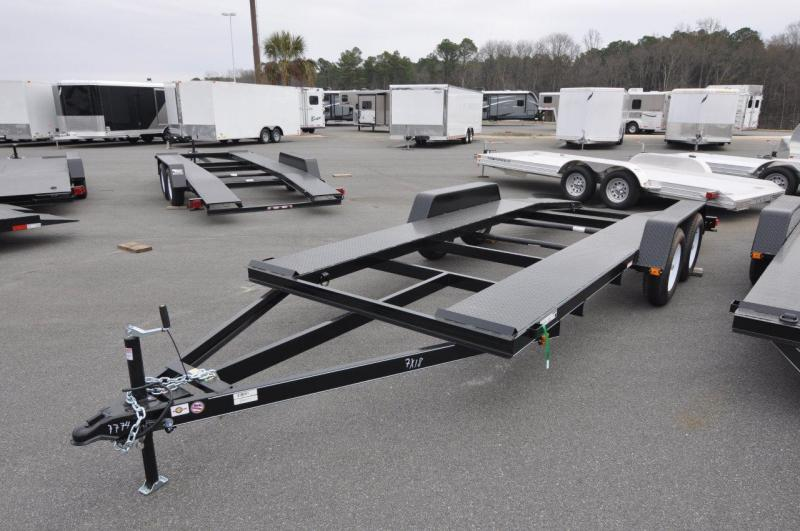 2017 Carry-On 7X18SFO1BRK Enclosed Cargo Trailer