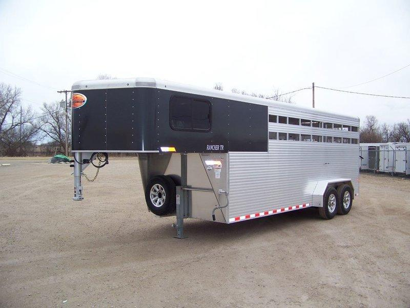 2017 Sundowner Trailers Rancher TR