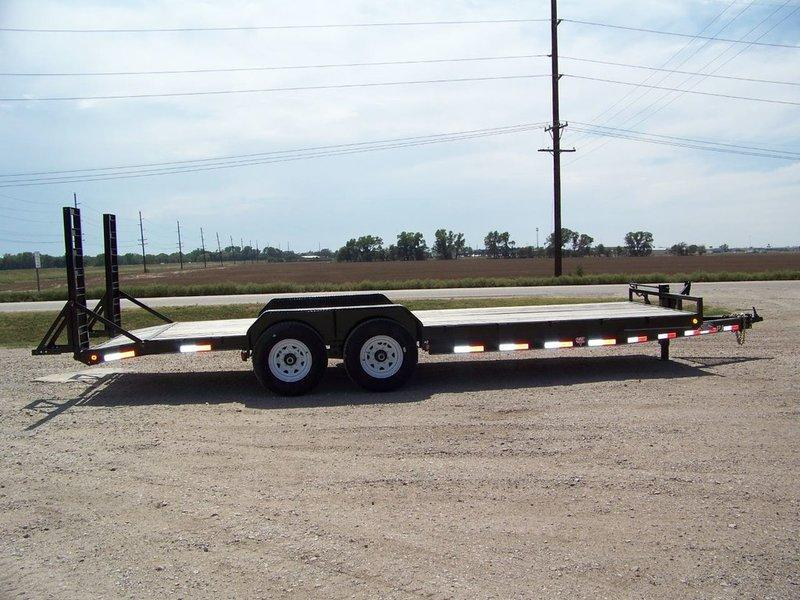 "2017 PJ Trailers 6"" Channel Equipment (CC) 22'"