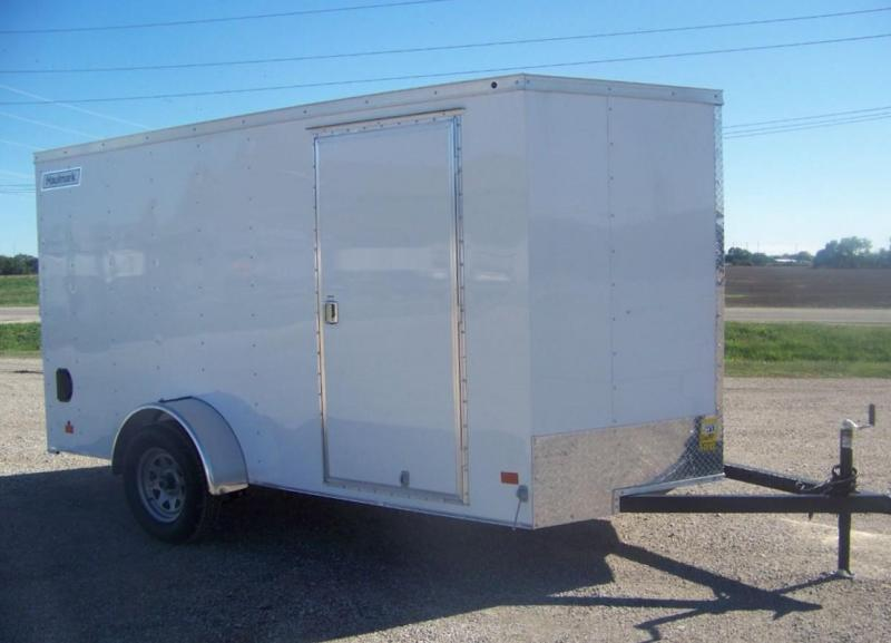 2018 Haulmark HMVG 6X12 Enclosed Cargo Trailer