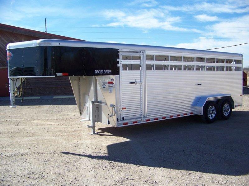2017 Sundowner Trailers Rancher Express