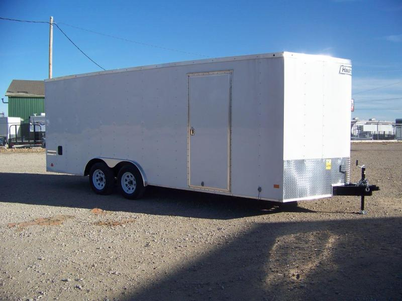 2018 Haulmark PPT85X20WT2 Enclosed Car / Racing Trailer