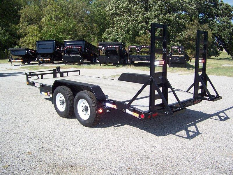 "2016 PJ Trailers 6"" Channel Equipment (CC) 16'"
