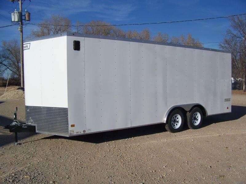 2018 Haulmark PPT85X20WT2 Car / Racing Trailer