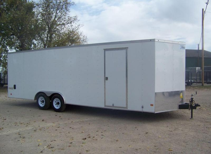 2018 Haulmark PPT85X24WT3 Enclosed Cargo Trailer