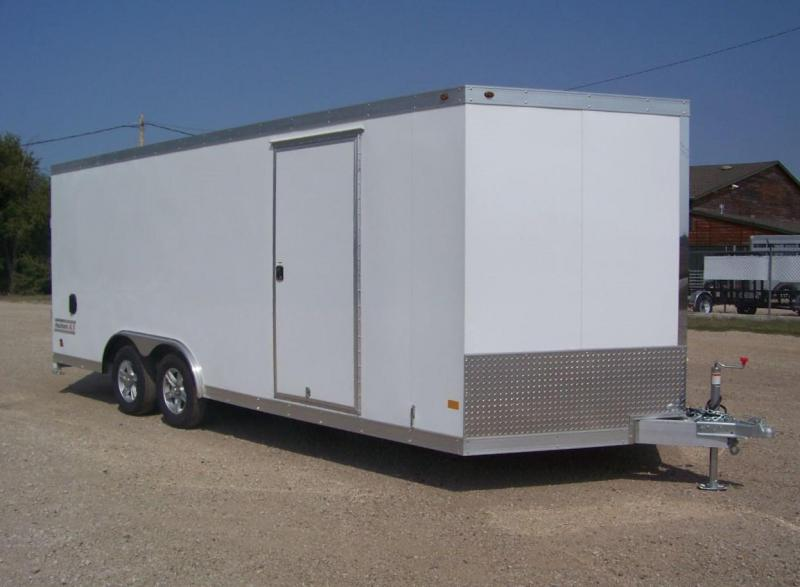 2018 Haulmark 8.5x20 Aluminum Car / Racing Trailer