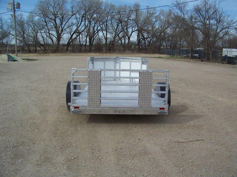 2018 Sundowner Trailers 8114SUT 6.9 x 14 Equipment Trailer