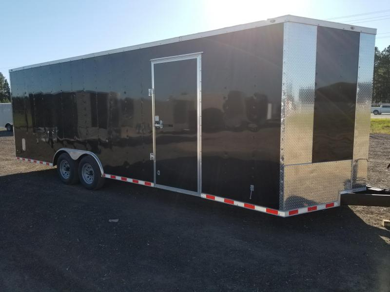 2018 Rock Solid Cargo 8.5x24TA Enclosed Cargo Trailer