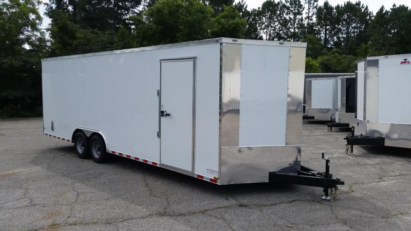 8.5x20-5200 HAULSTAR SERIES by Anvil Trailer